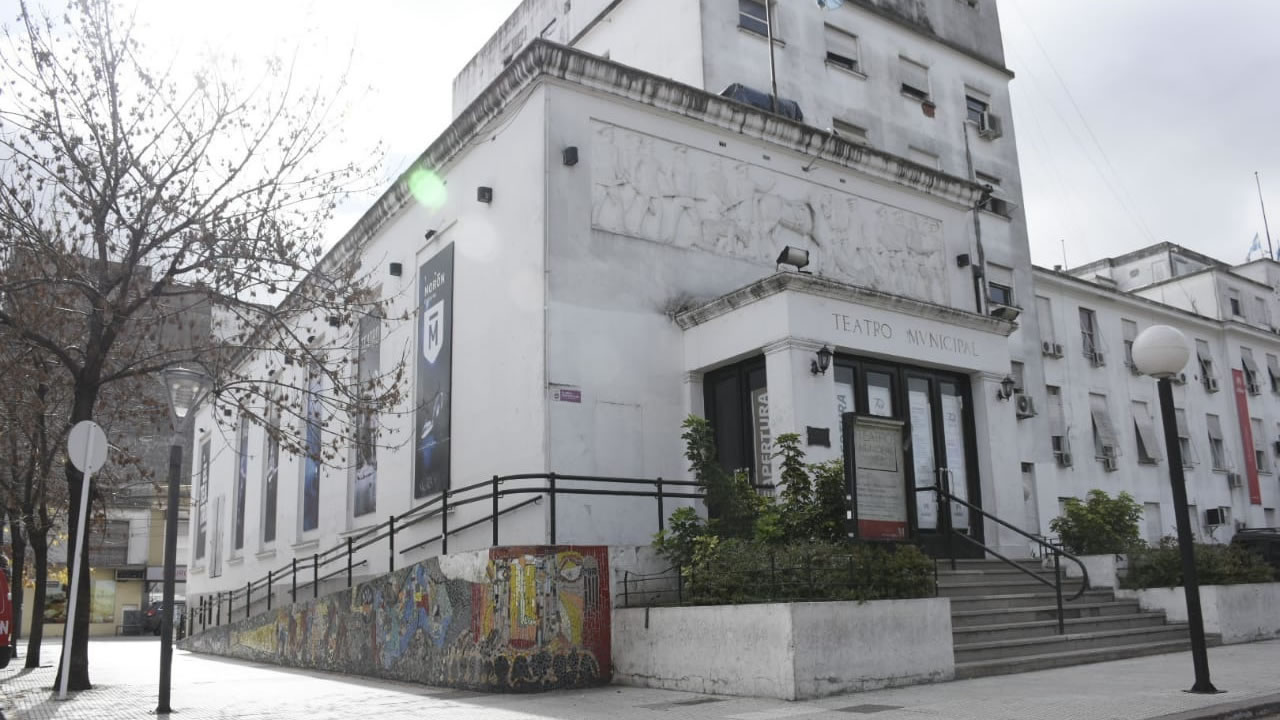 Teatro municipal de Morón cumple 70 años