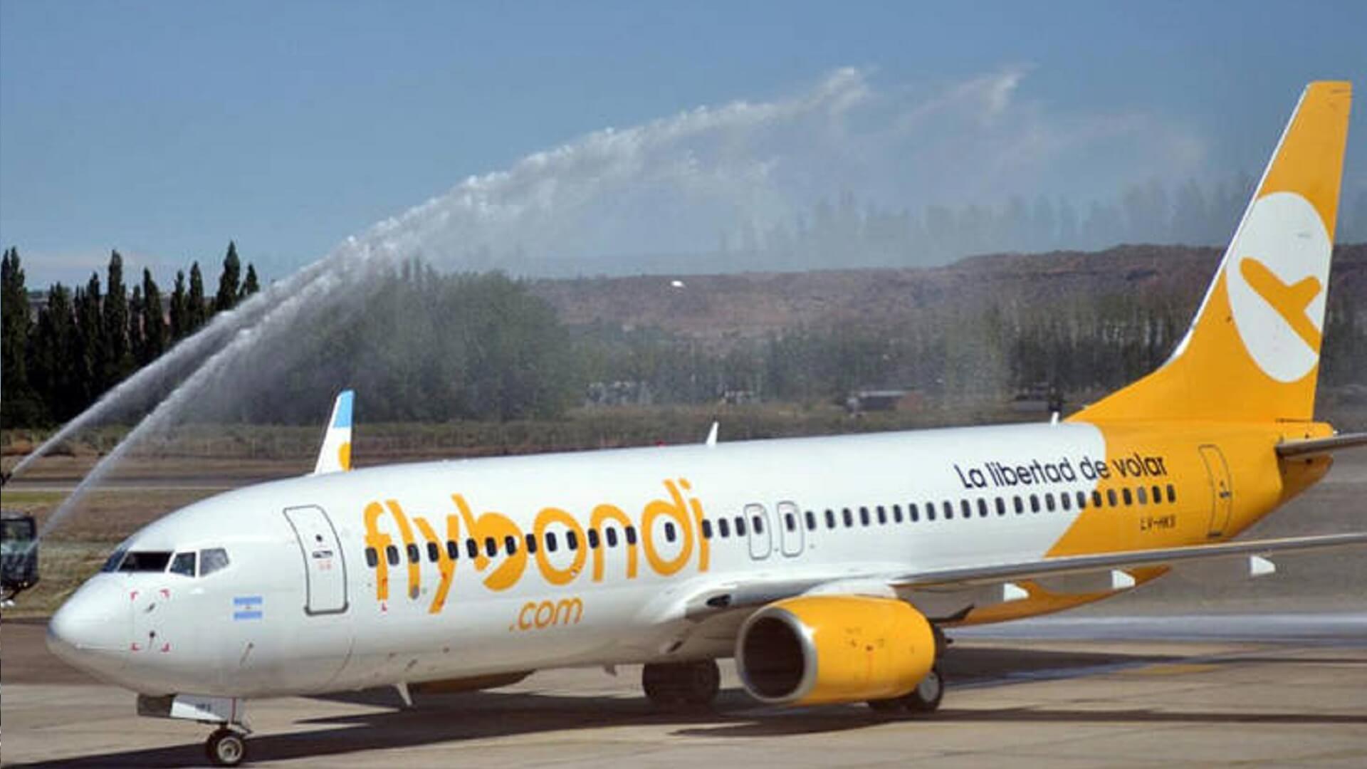 Flybondi: Investigan fraude