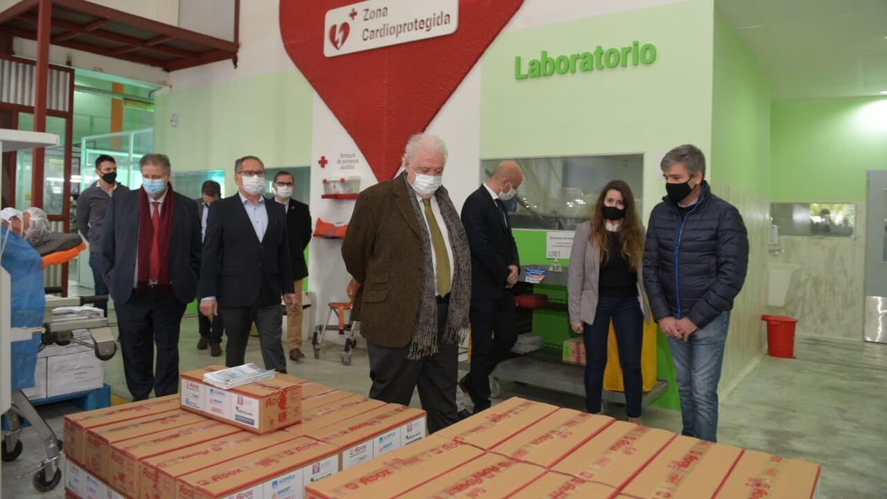Ituzaingó: Empresarios locales