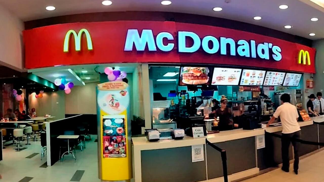 McDonalds ya cerró tres locales