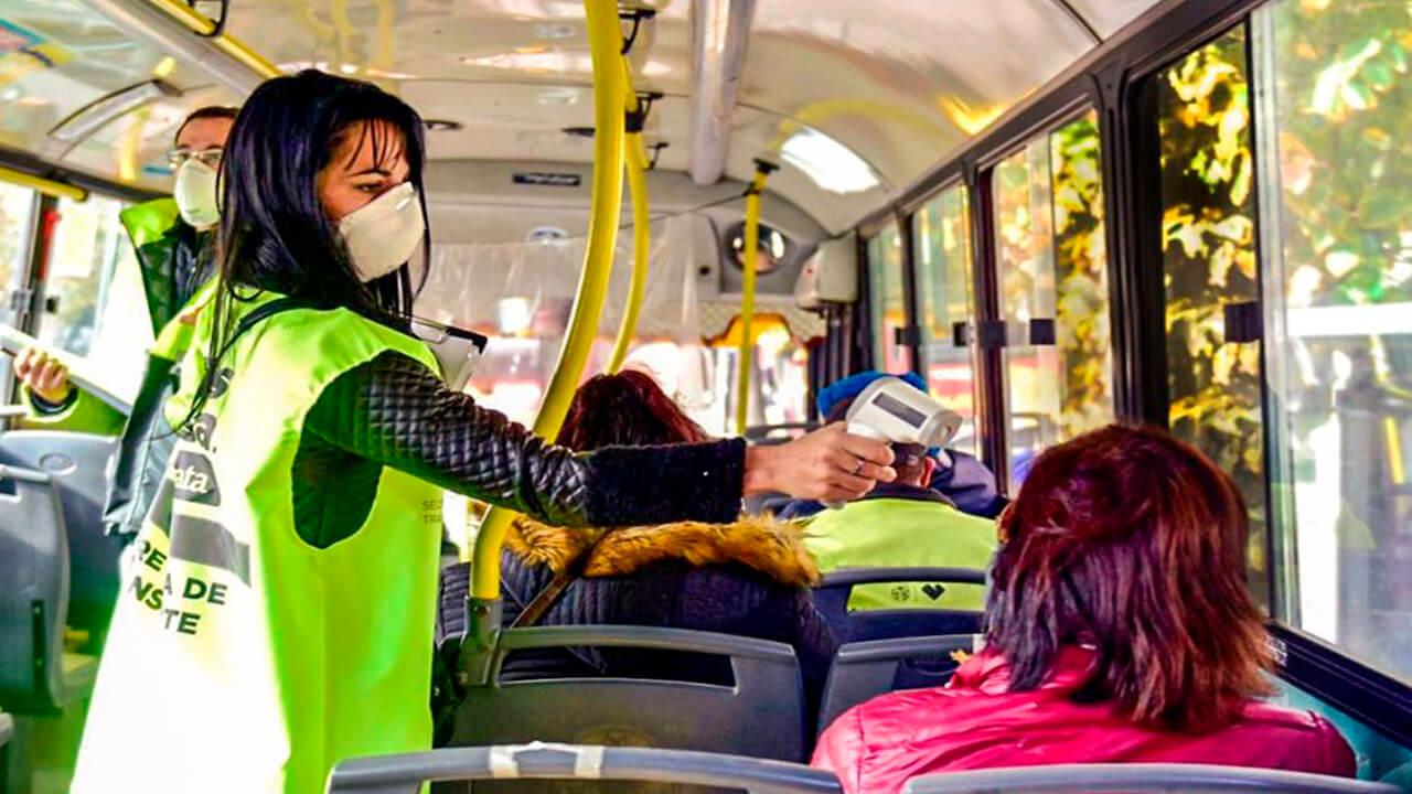 Transporte Público: Quién podrá viajar en el AMBA