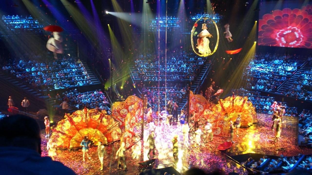 El Cirque du Soleil se declara en quiebra por el coronavirus