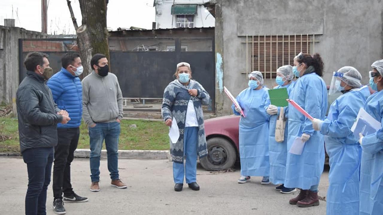 Ituzaingó: Plan Detectar Coronavirus y desinfección