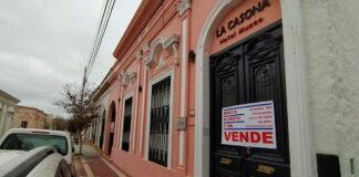 Por la cuarentena pusieron en venta la casa de Alfonsín