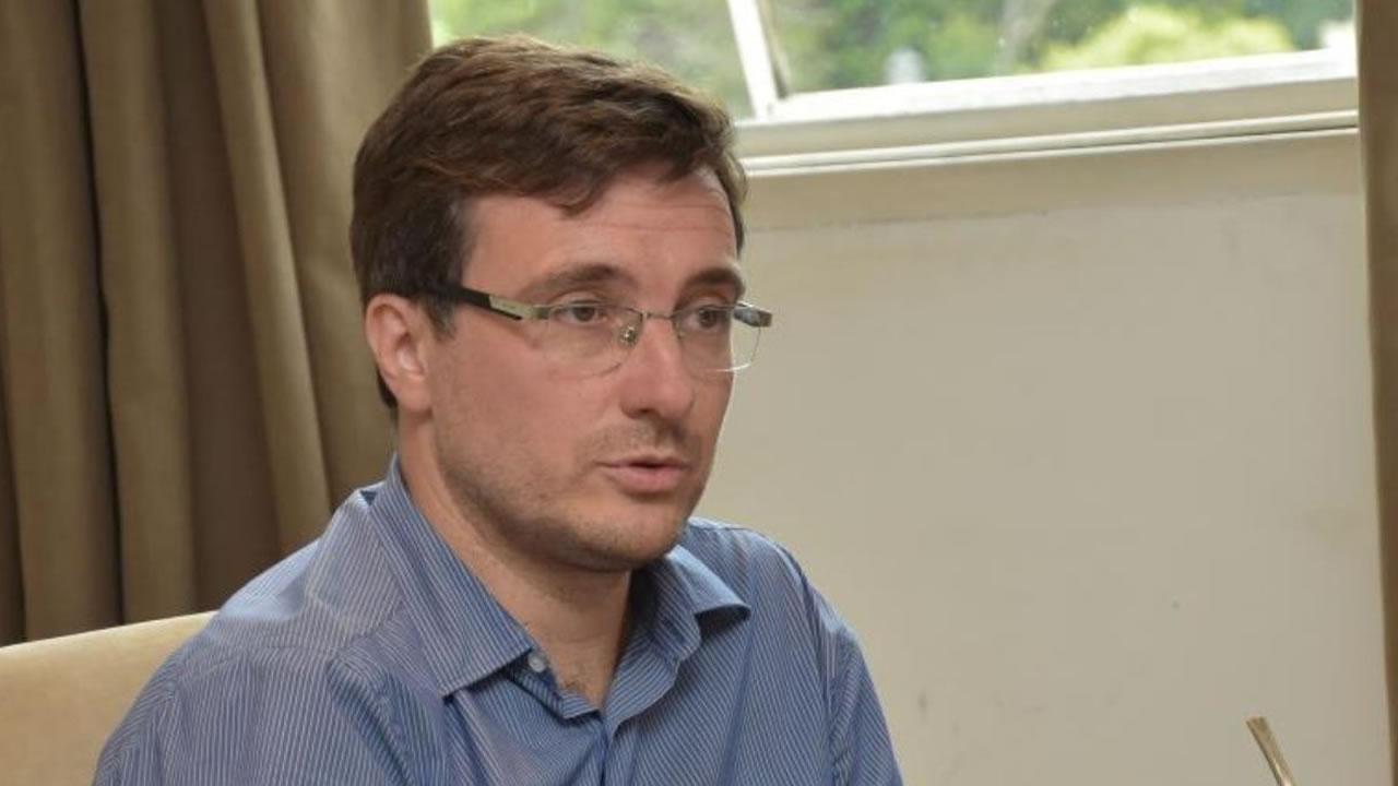 Lucas Ghi desmiente versiones de impuestazo (VIDEO)