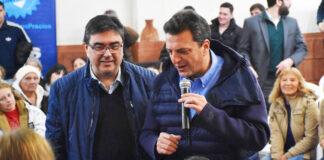 El dirigente massista Rocha
