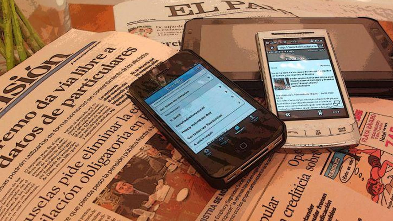 Las redes sociales no están por encima del periodismo
