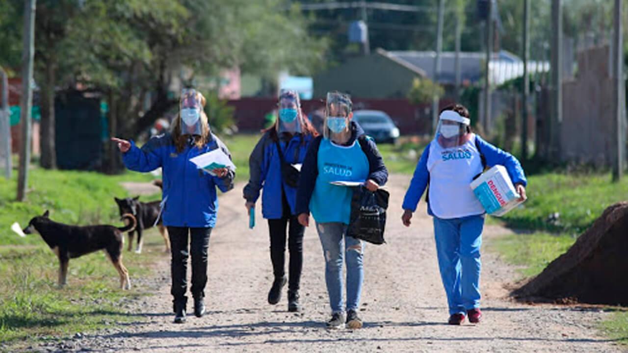 Cuarentena y Coronavirus: Municipio por Municipio