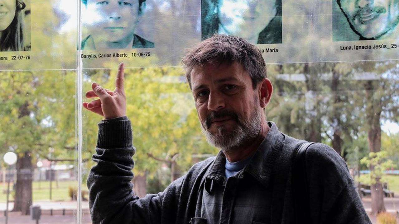 Ituzaingó: murió Alexis Banylis, histórico militante de HIJOS