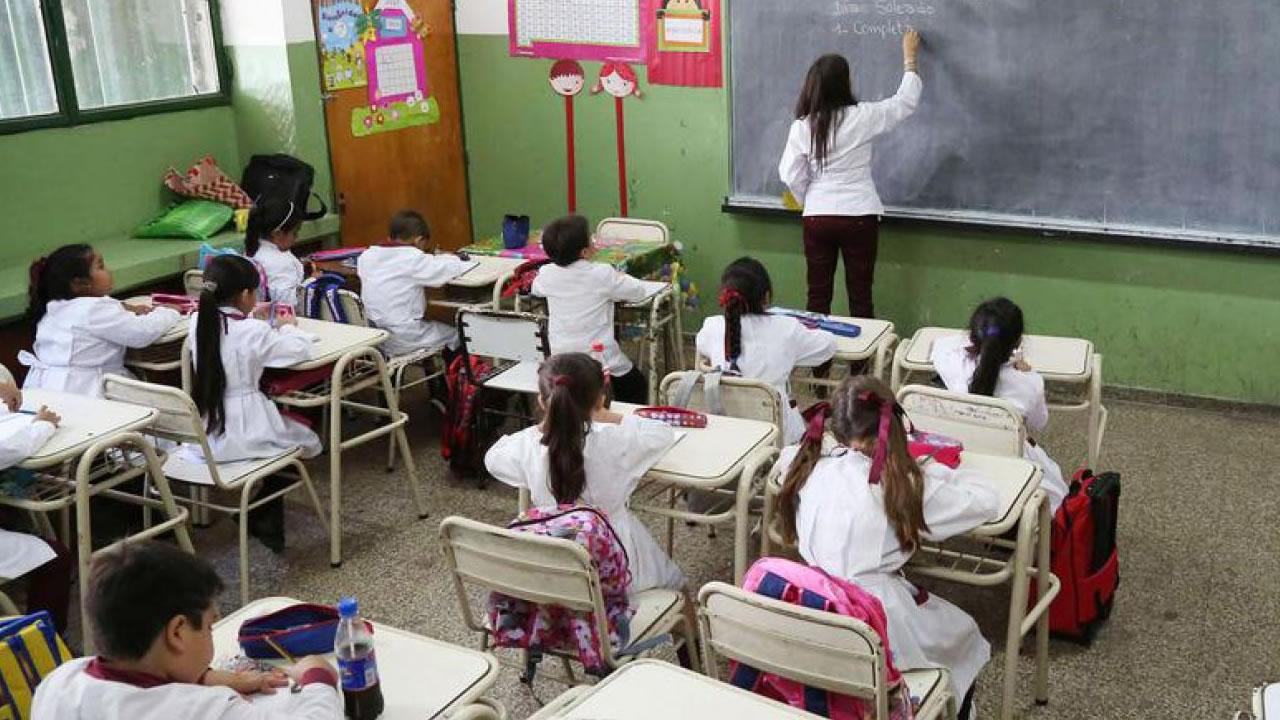Ministro de Educación dice que no vuelven las clases en Ciudad
