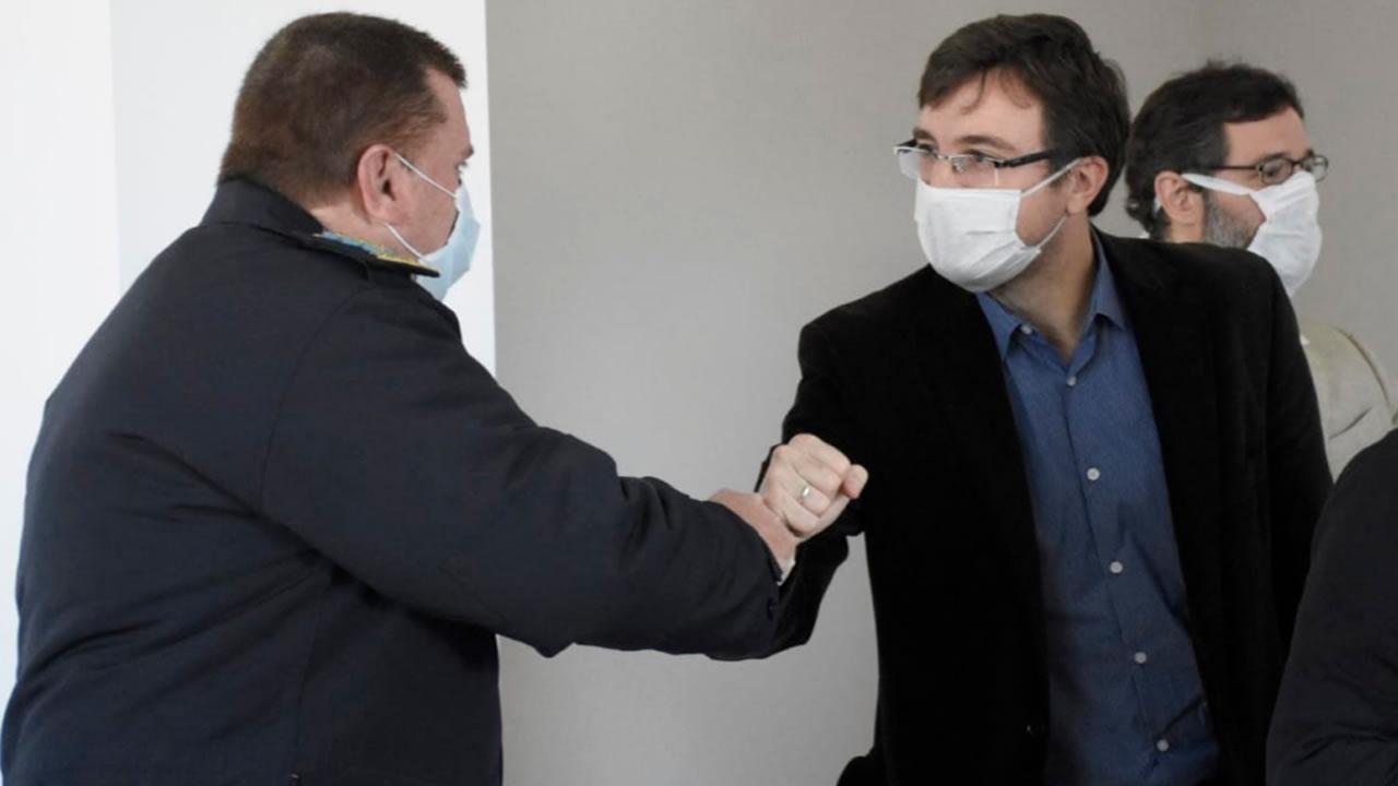 Lucas Ghi celebró la vacuna contra el coronavirus