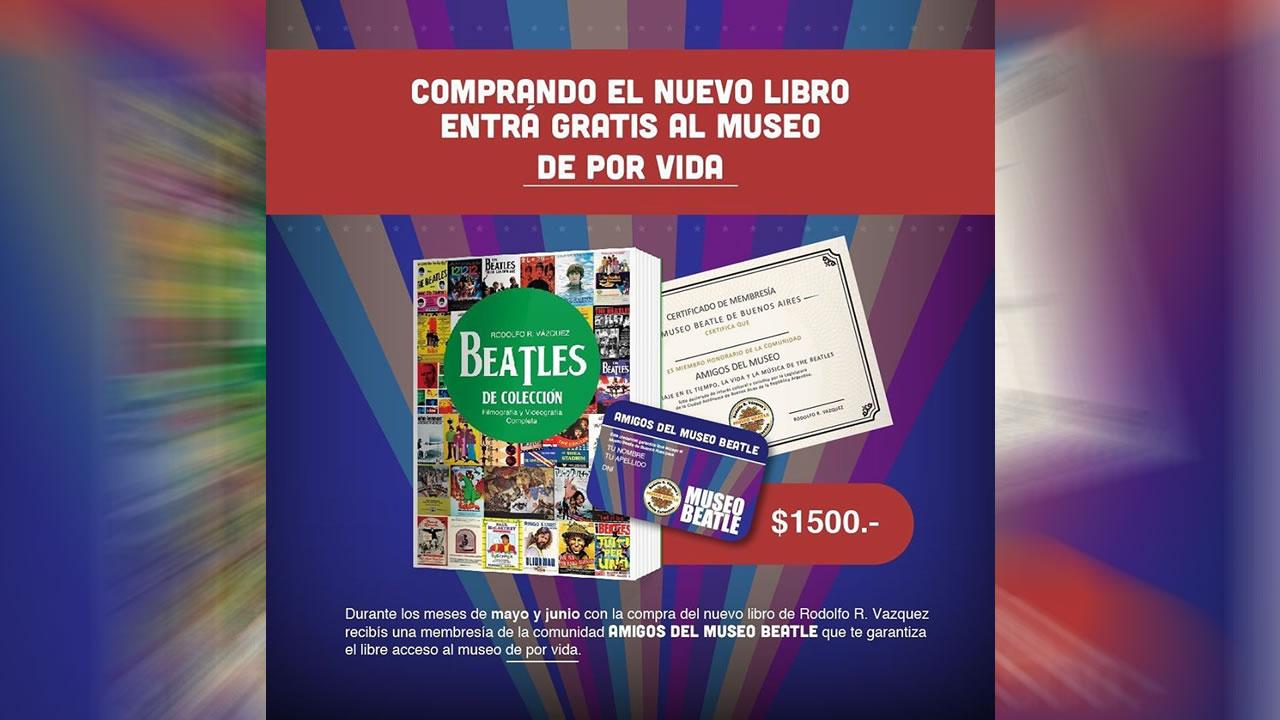 The Cavern de Los Beatles en Paseo La Plaza complicado por la pandemia.