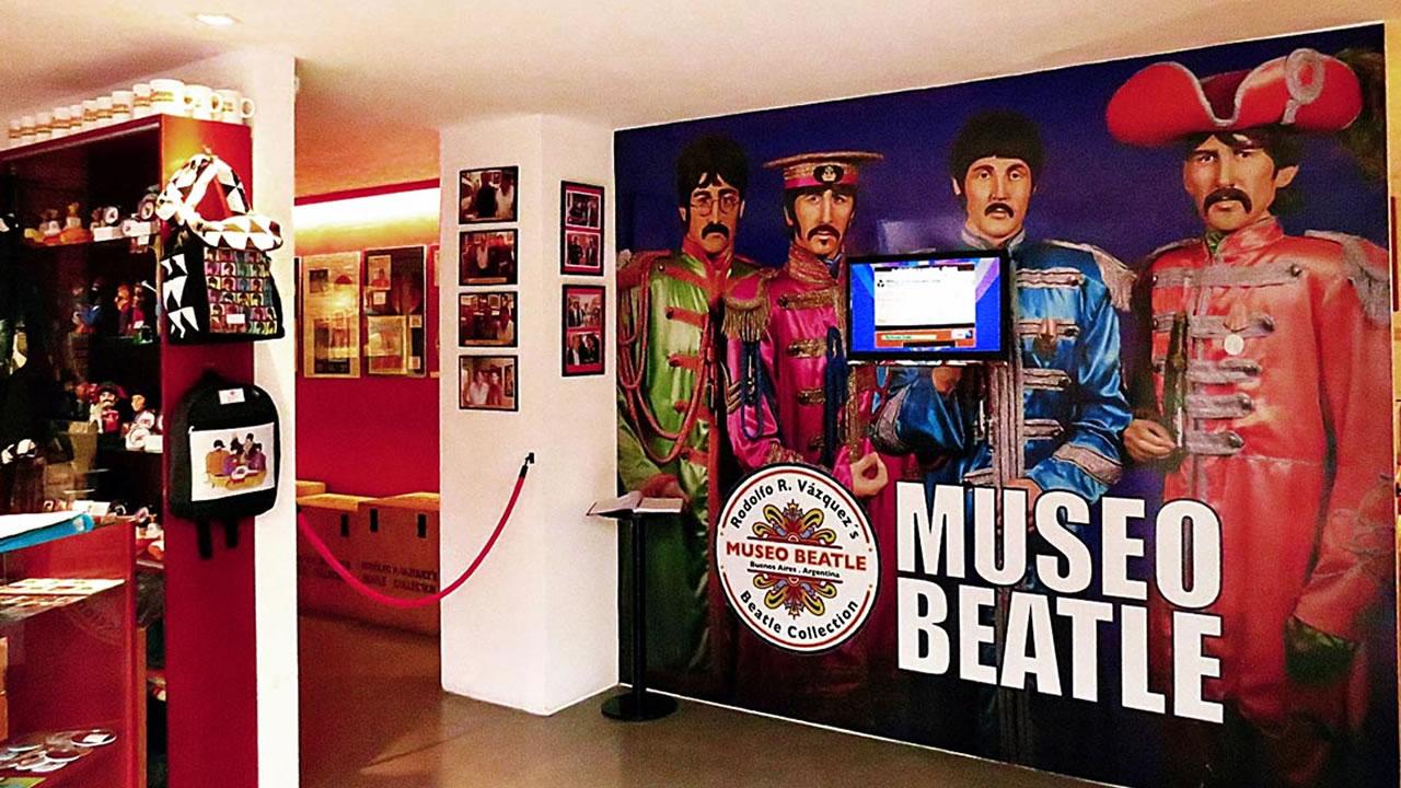 The Cavern de Los Beatles en Paseo La Plaza complicado por la pandemia