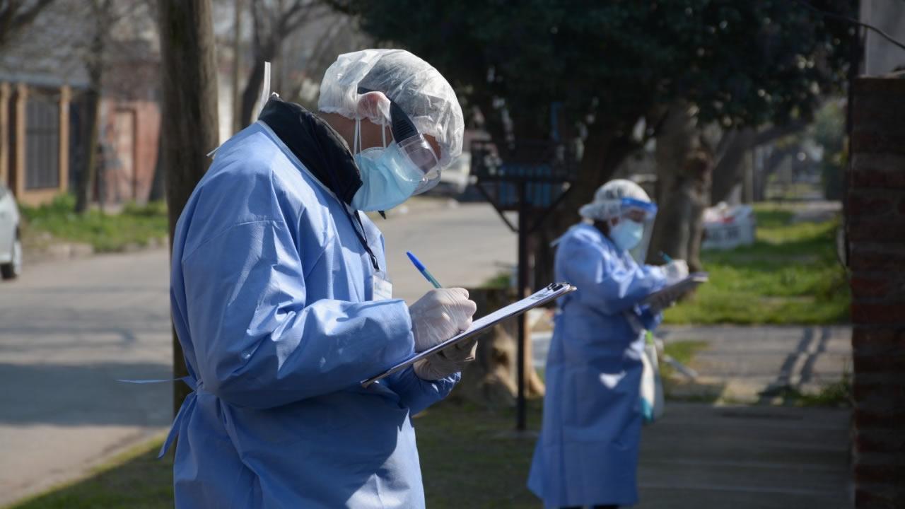 Coronavirus: la situación sanitaria en Ituzaingó