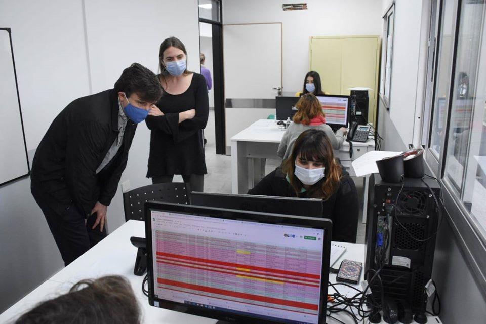Morón: telemedicina y monitoreo para prevención de COVID-19
