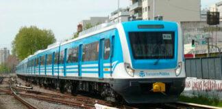 Tren Sarmiento: el servicio será normal para hoy