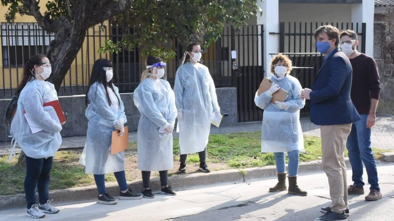El Palomar Coronavirus