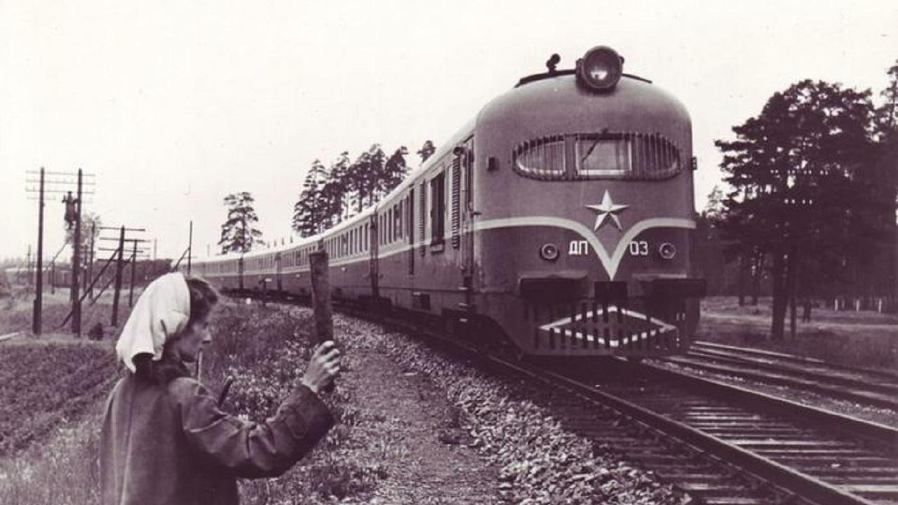 Los trenes argentinos