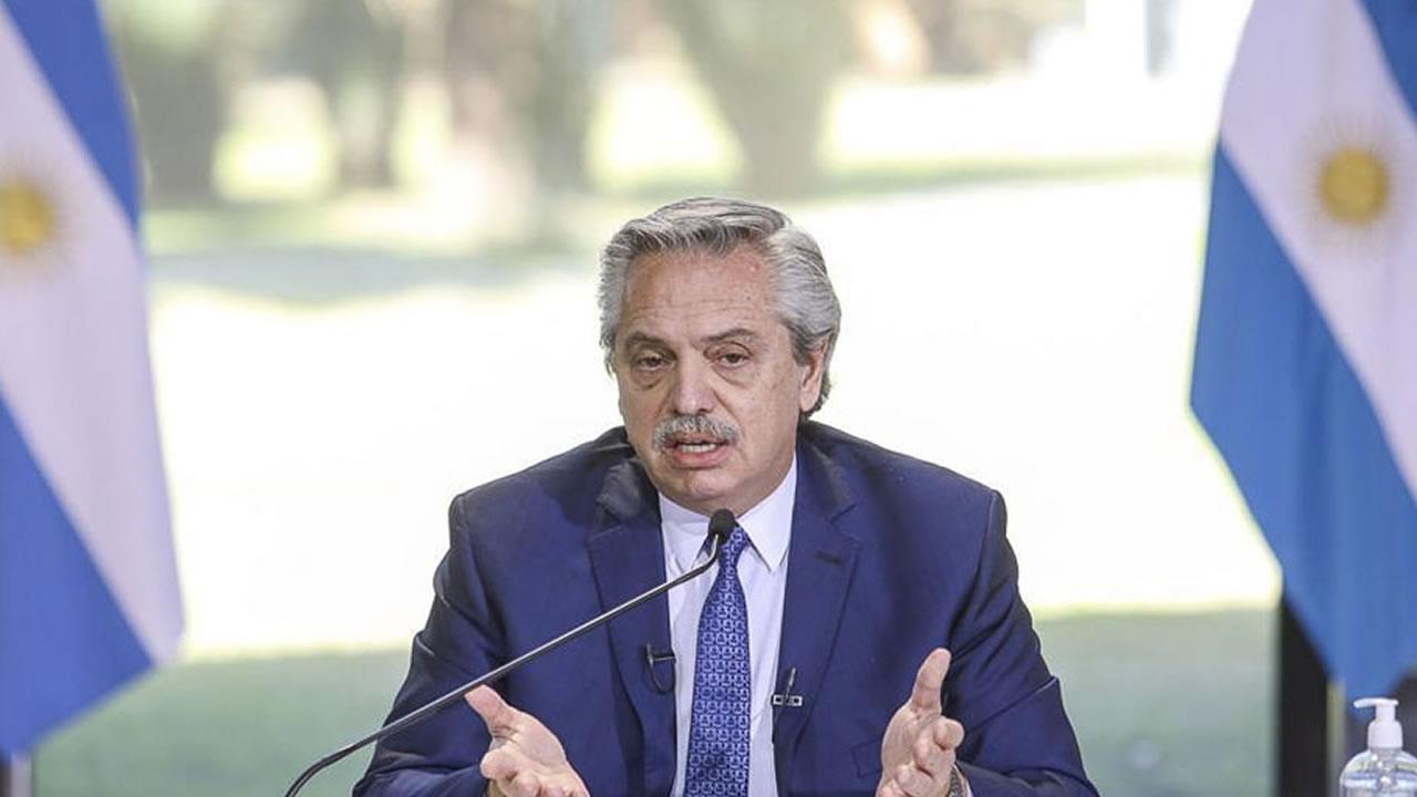 Sedición policial: habló Alberto Fernández