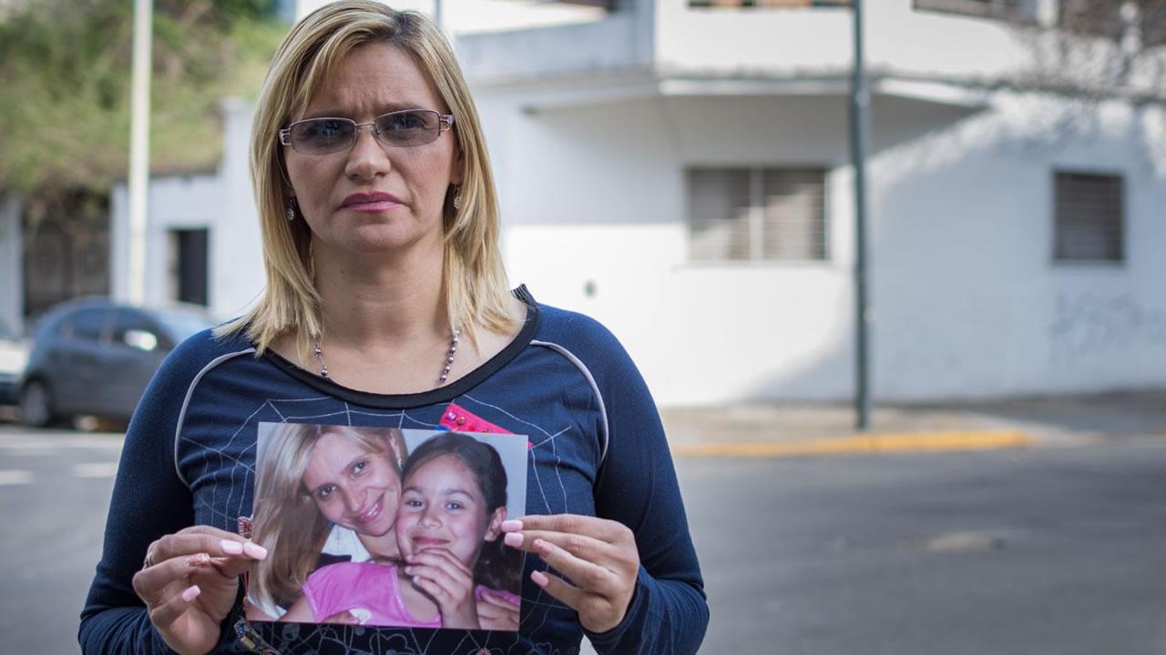 Caso Candela Rodríguez ¿Quién es quién? Carola Labrador, la mamá de la niña.