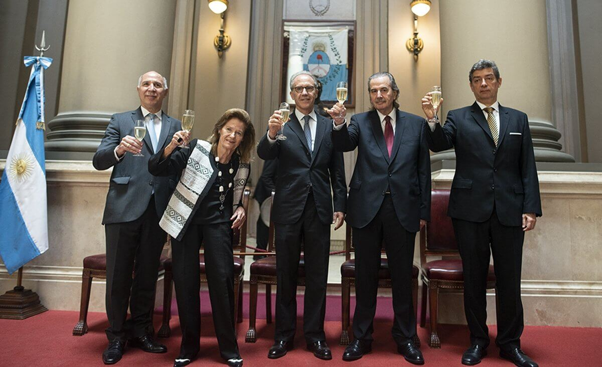 Corte Suprema de Justicia de la Nación Argentina