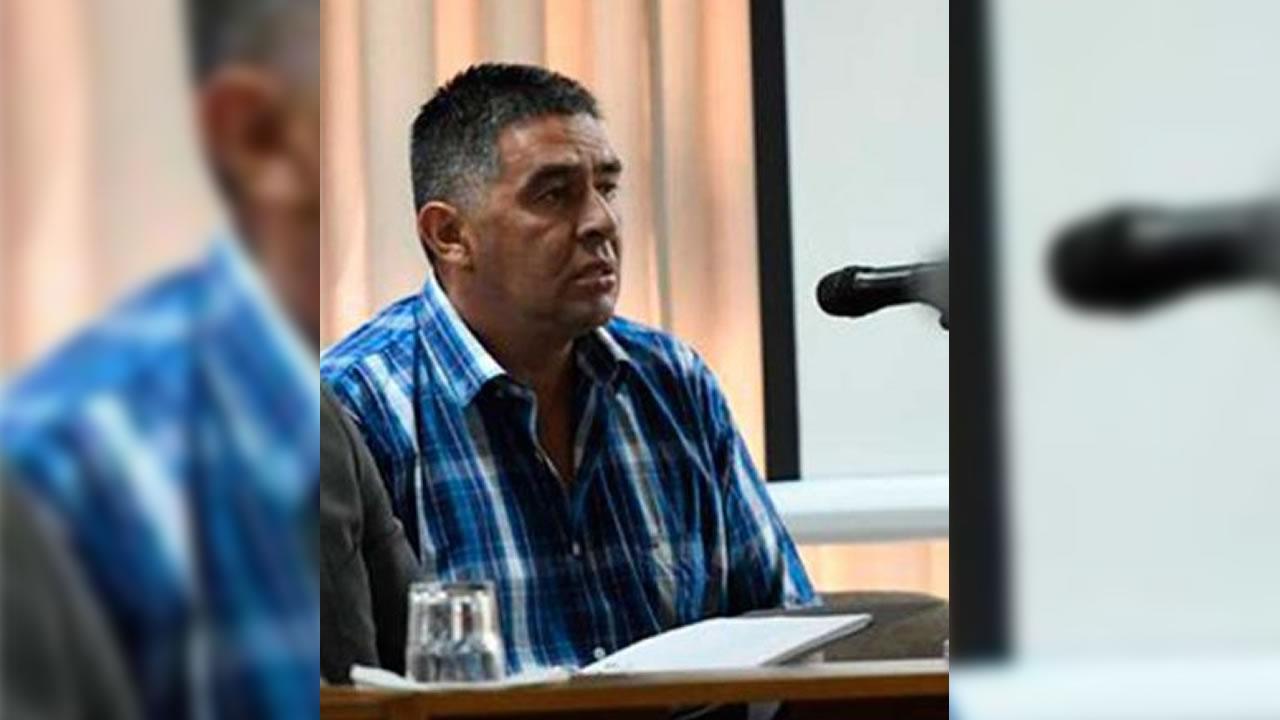 Caso Candela Rodríguez ¿Quién es quién? Fabián Gómez, condenado a 4 años. El veredicto indignó a familiares de Candela y a la sociedad.