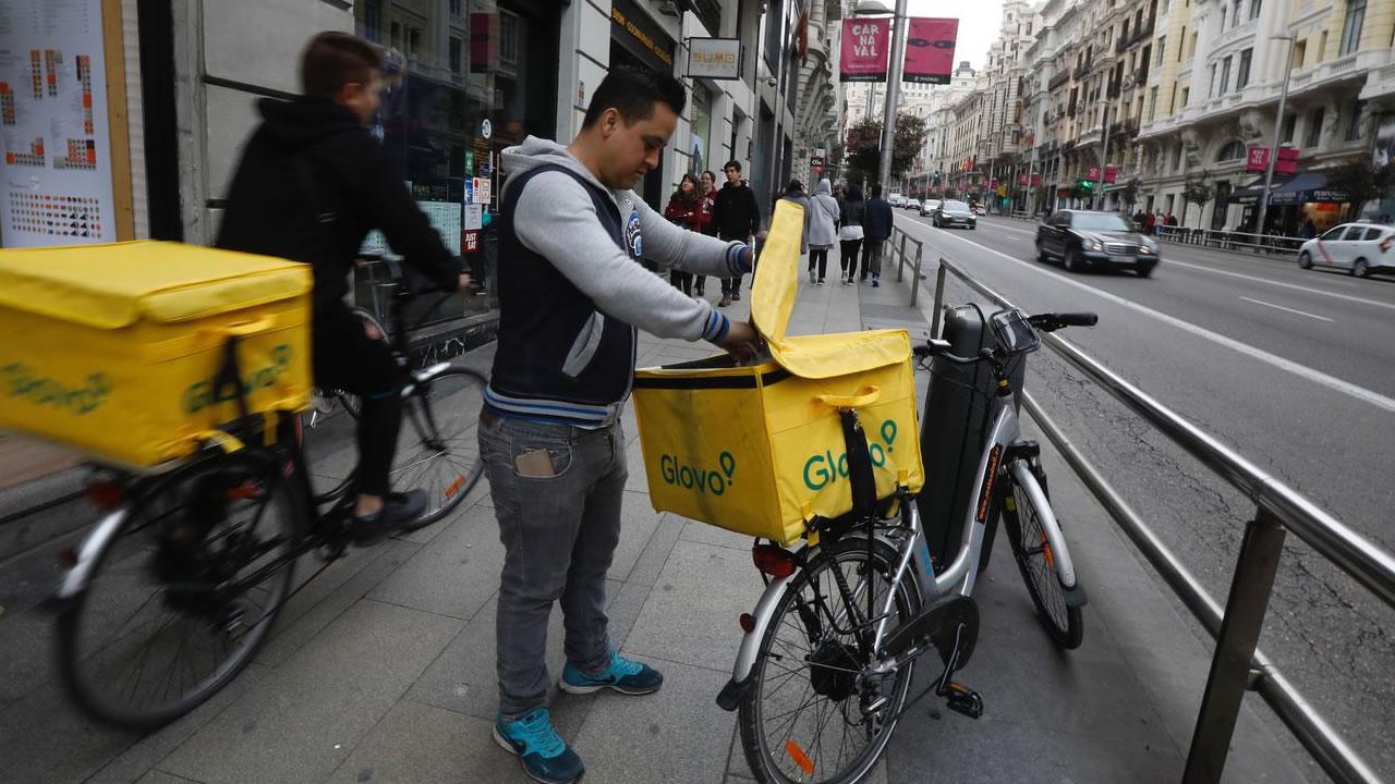 Delivery Glovo ahora es de Pedidos Ya y se va del país