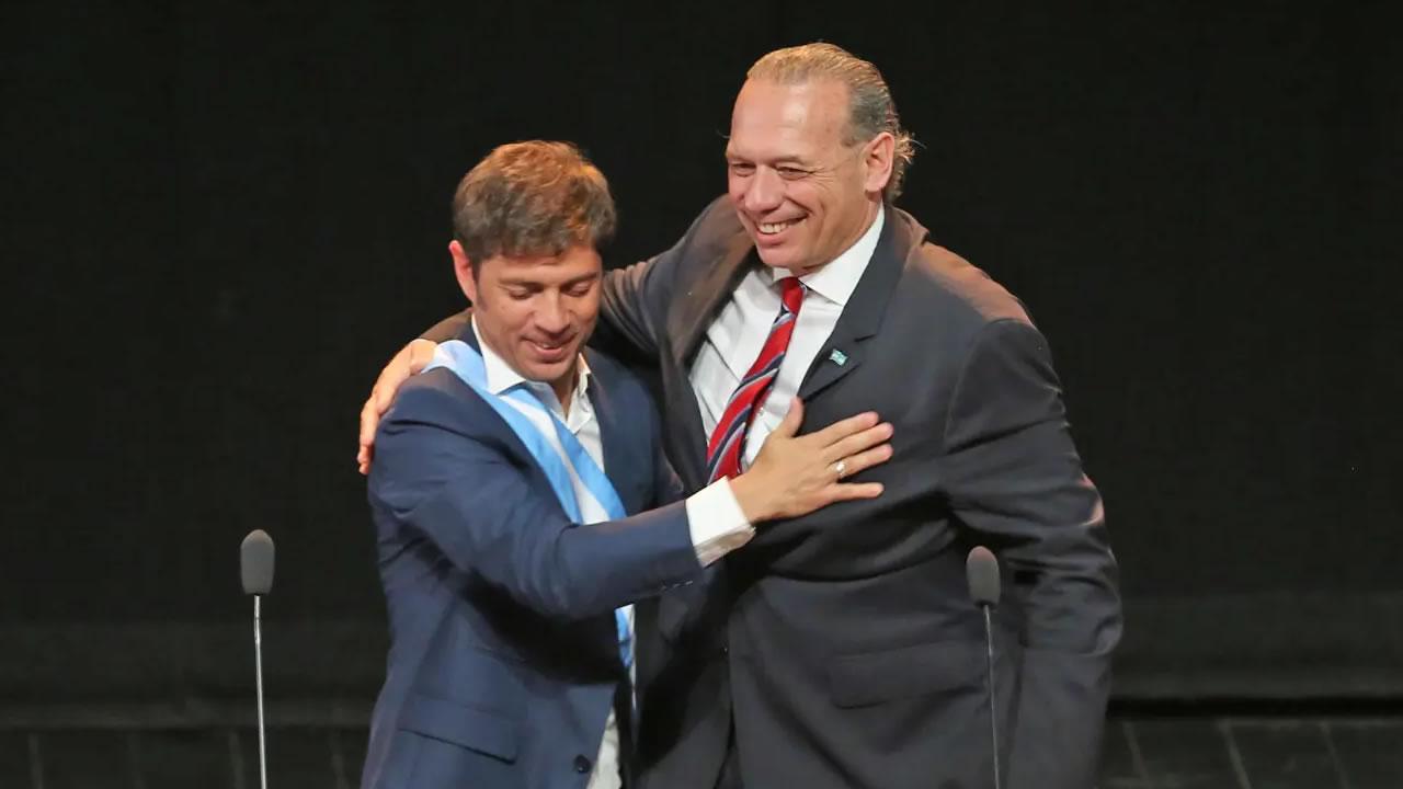 Axel Kicillof mantendrá a Berni en su cargo