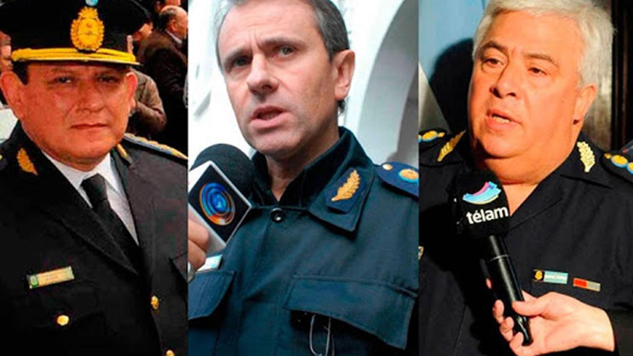 Caso Candela Rodríguez ¿Quién es quién? Ex jefes de la Bonaerense estarían implicados.