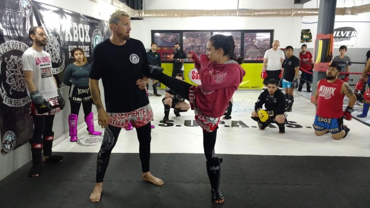 Morón: comienza un curso online de Kickboxing Muay Thai