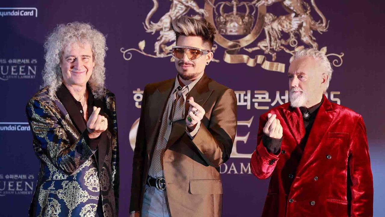 Recomendado Netflix: especial de Queen con Adam Lambert