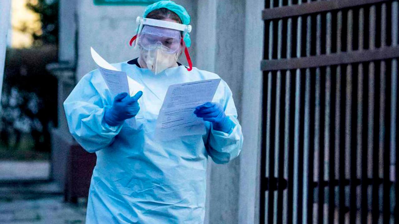 Coronavirus: 429 muertos en el Día de la Primavera