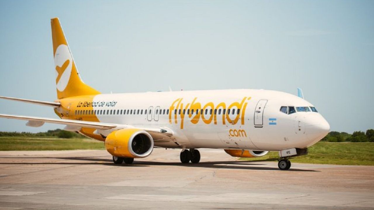 Flybondi: Fallo favorable