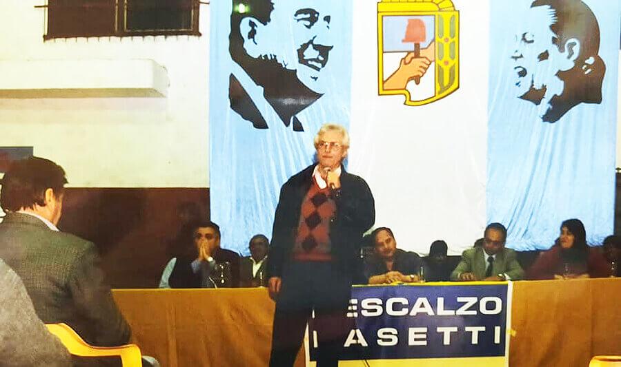 Ituzaingó Eduardo Pasetti
