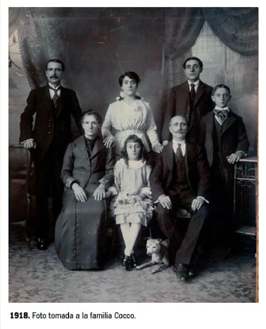 1918 - Familia Coco