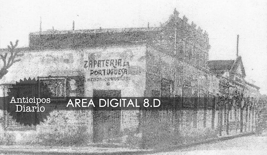 1920 - Zapatería Portuguesa - B Viaje y Brown