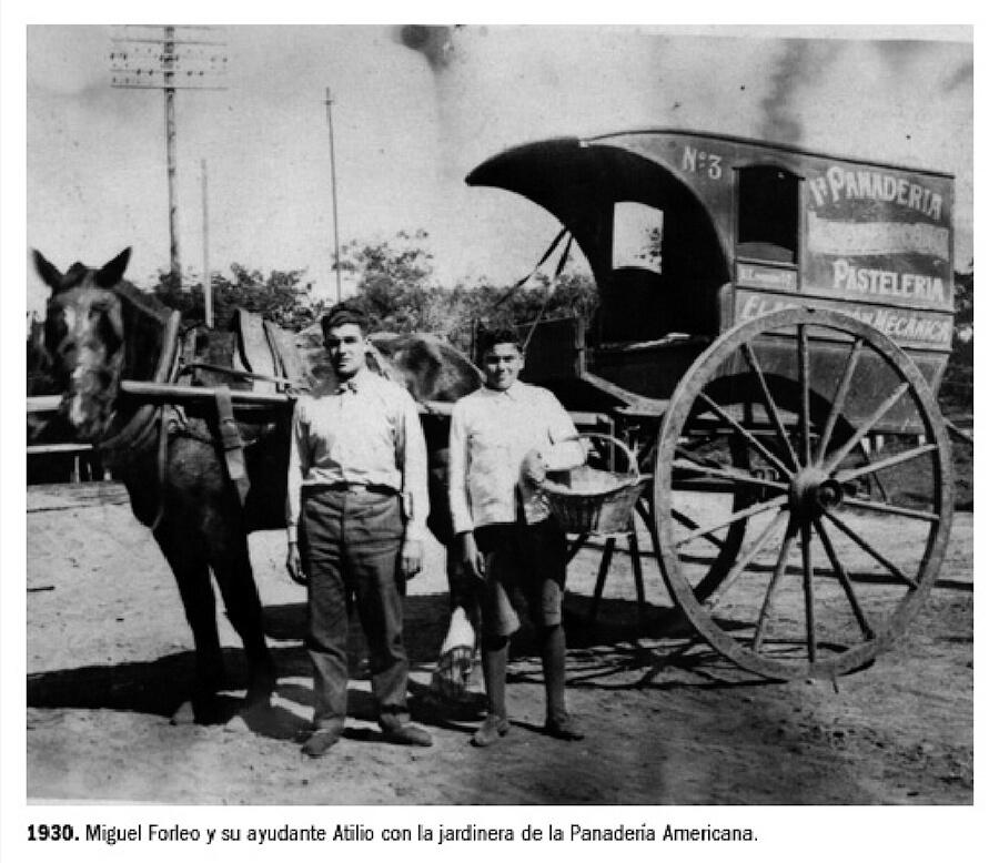1930 - Panadería Americana