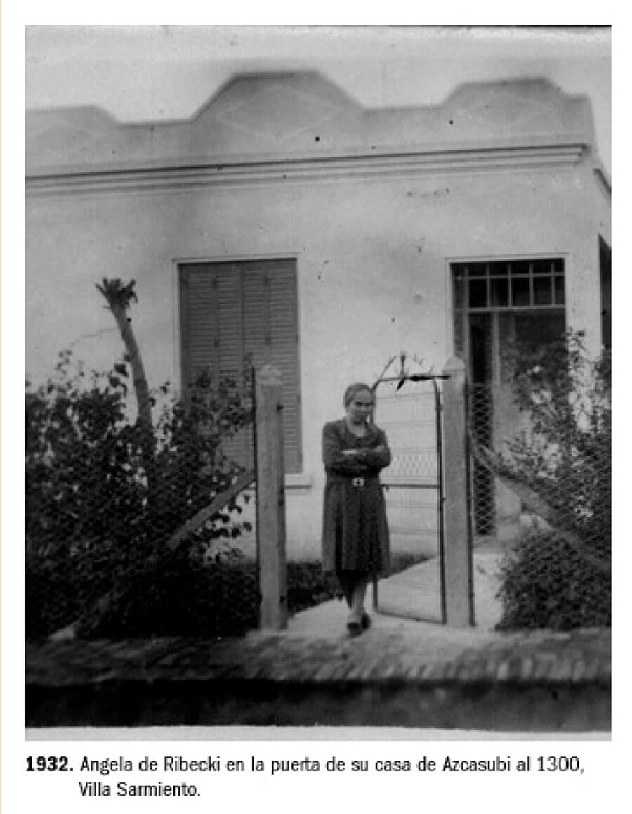 1932 - Villa Sarmiento