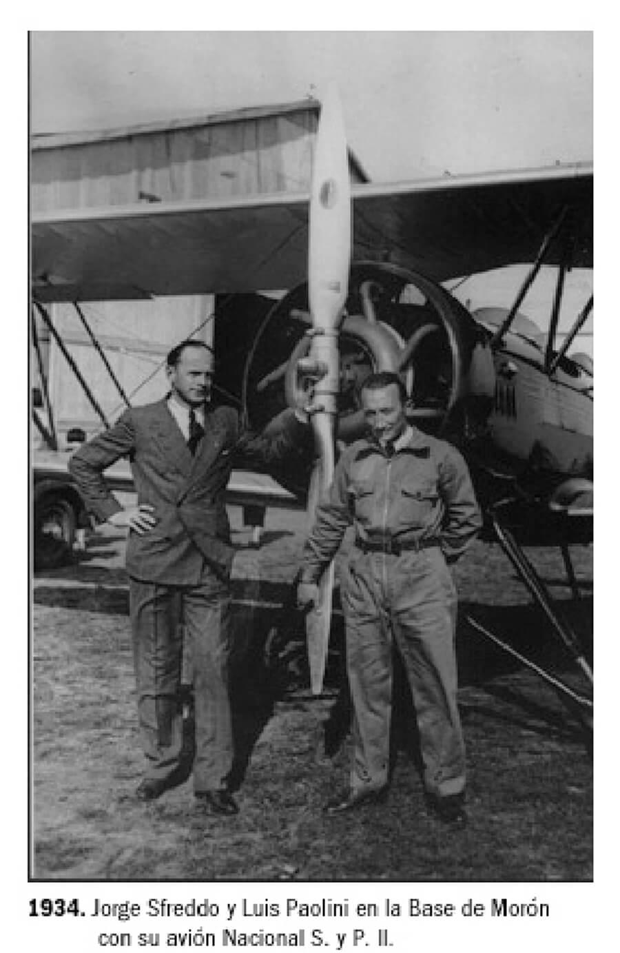 1934 - Base de Morón