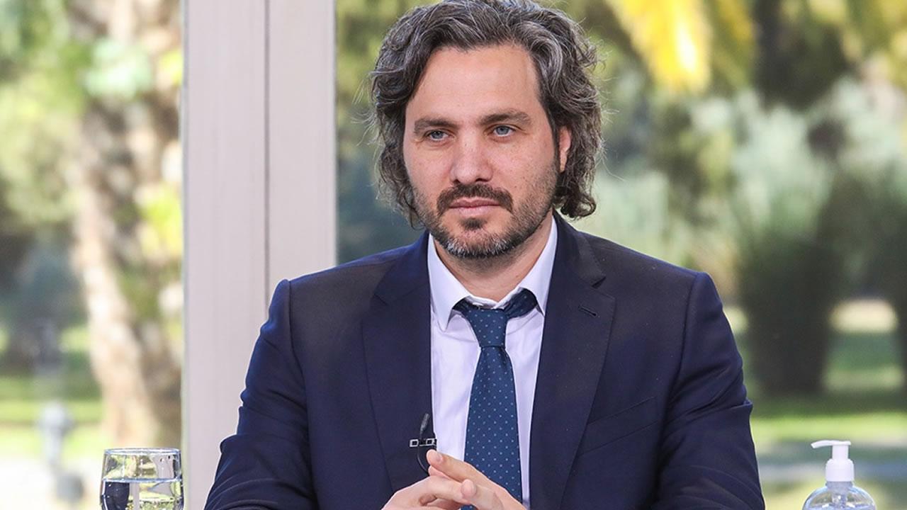 ¿Quién es el Jefe de Gabinete Santiago Cafiero?