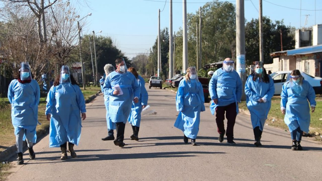 Coronavirus: datos de Morón, Hurlingham e Ituzaingó del 15 de octubre