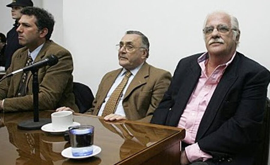 Carlos Carrascosa en Tribunales