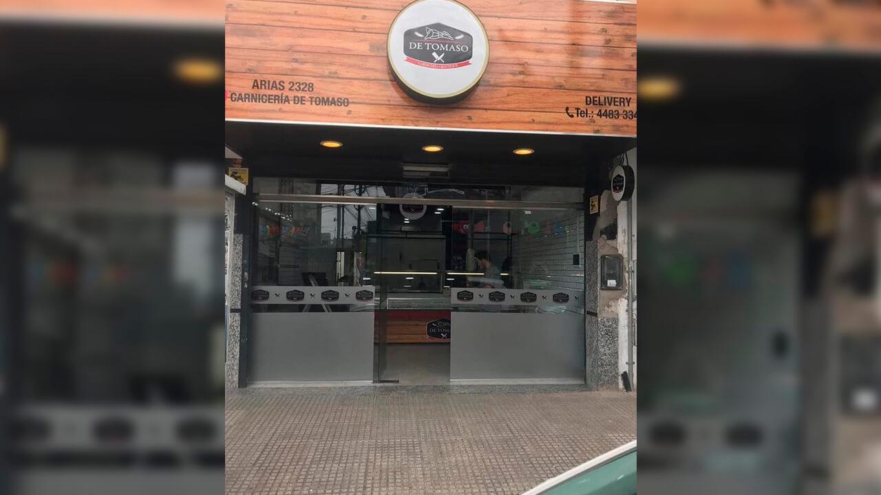 Castelar: Se vende la Carnicería De Tomaso