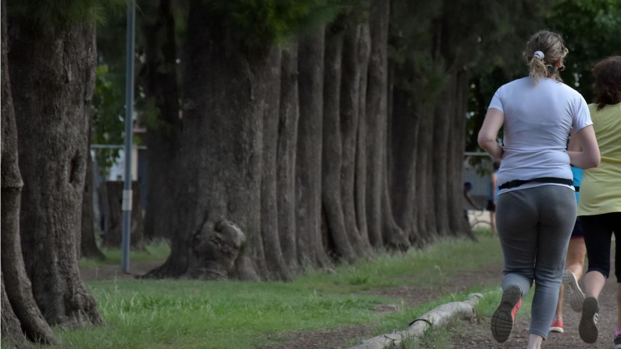 Morón deportes: Gorky Grana continúa con actividades al aire libre