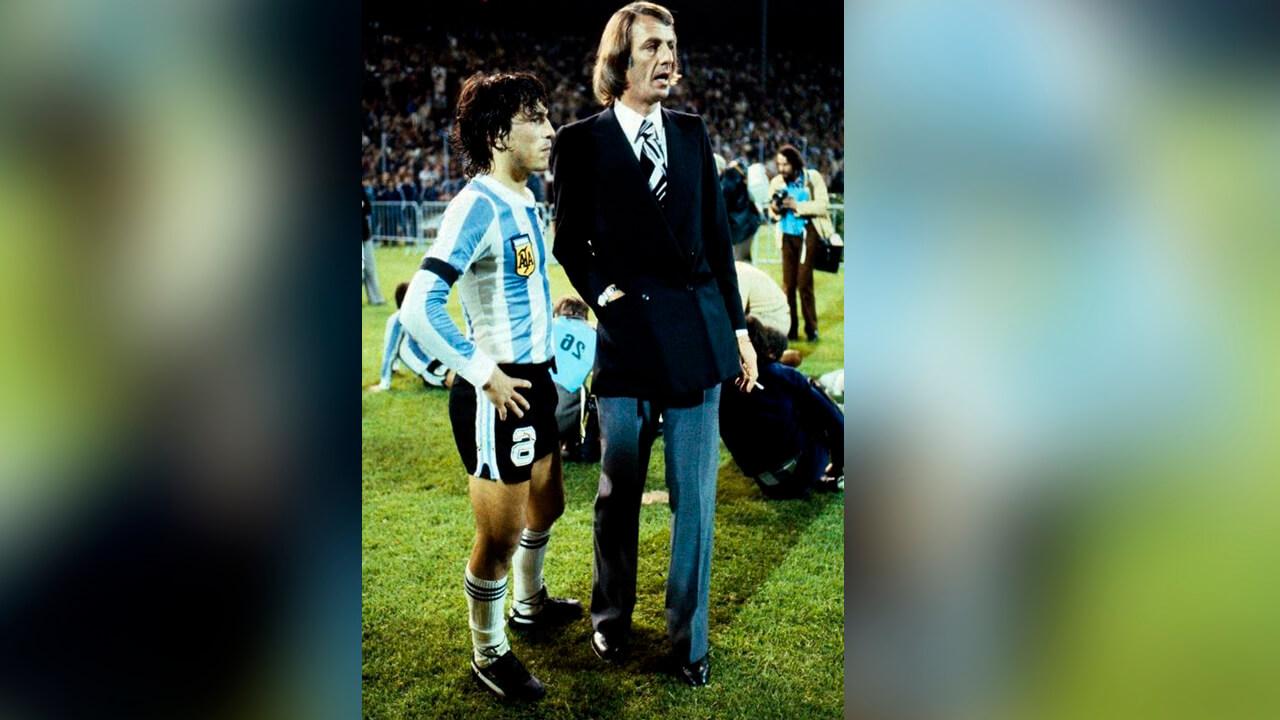 Mundial de Fútbol 1978: César Menotti sobre Daniel Pasarella