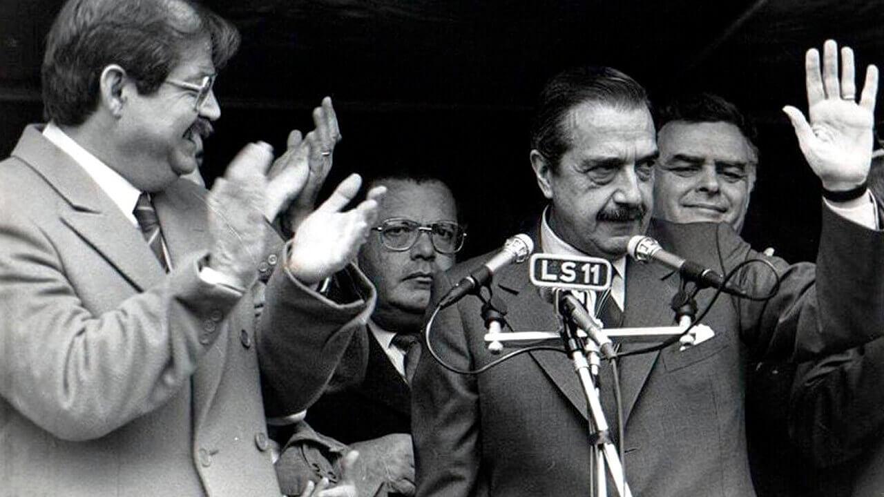 El regreso a la democracia en Morón, Ituzaingó y Hurlingham