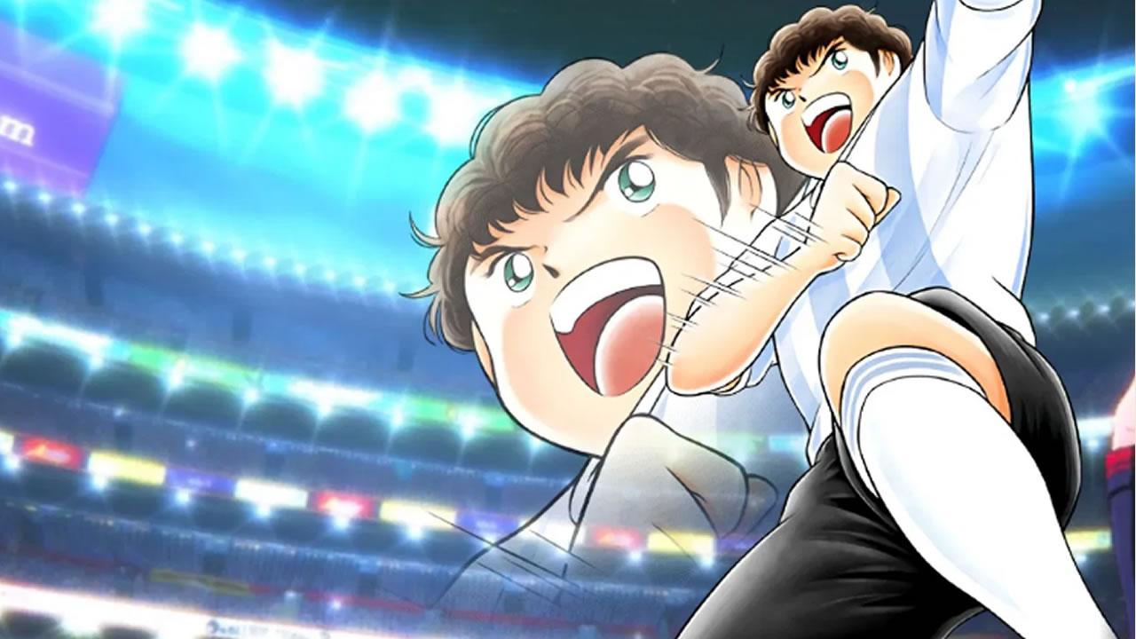 Diego Maradona en el ánime japonés ¿Lo sabías?