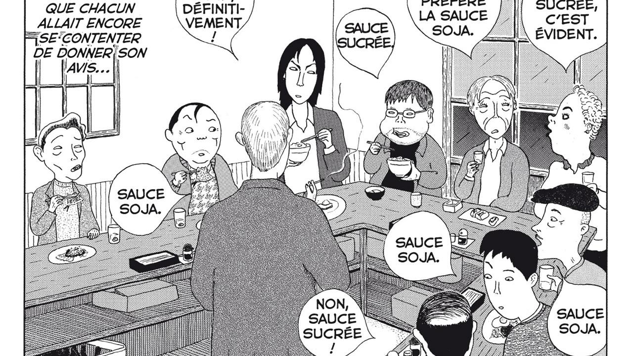 """Recomendado Netflix: serie japonesa """"La cantina de medianoche"""". El cómic original."""