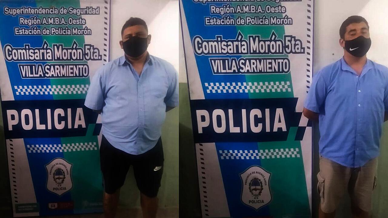 Morón: Detienen dos especialistas del cuento del tío