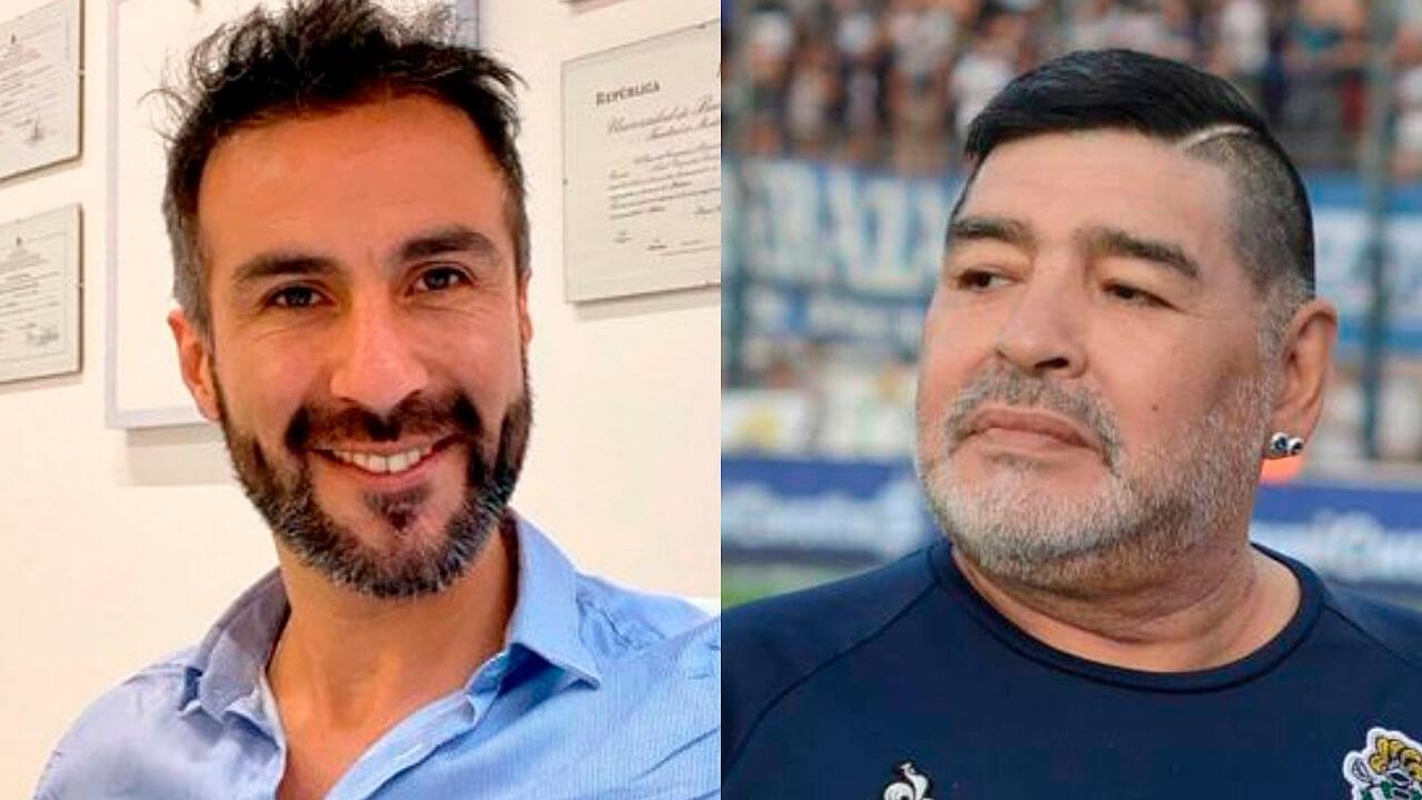 Imputaron a Leopoldo Luque por el caso Maradona